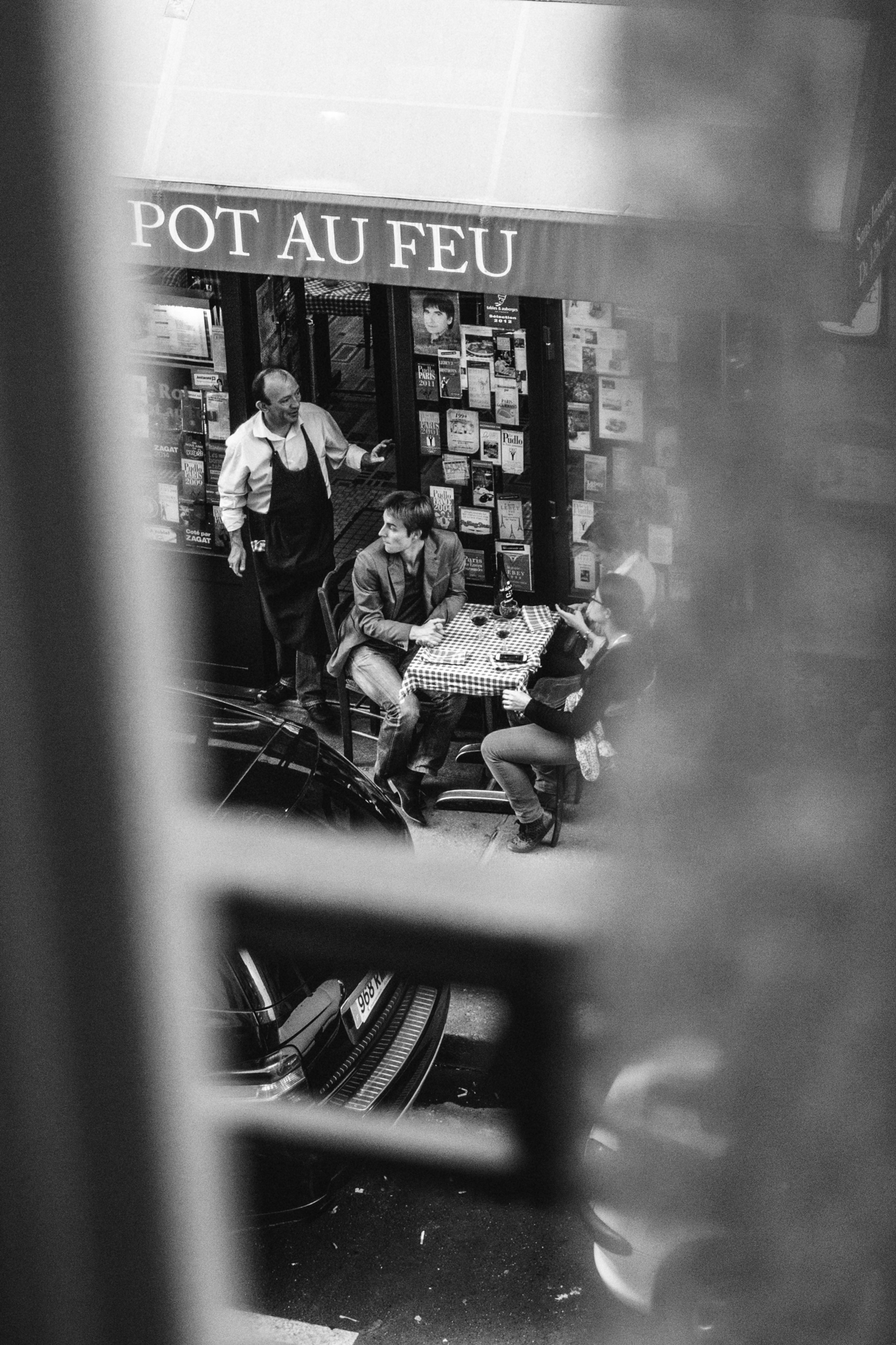"""One day in Paris""-Fotoserie_c_Marko Zlousic"