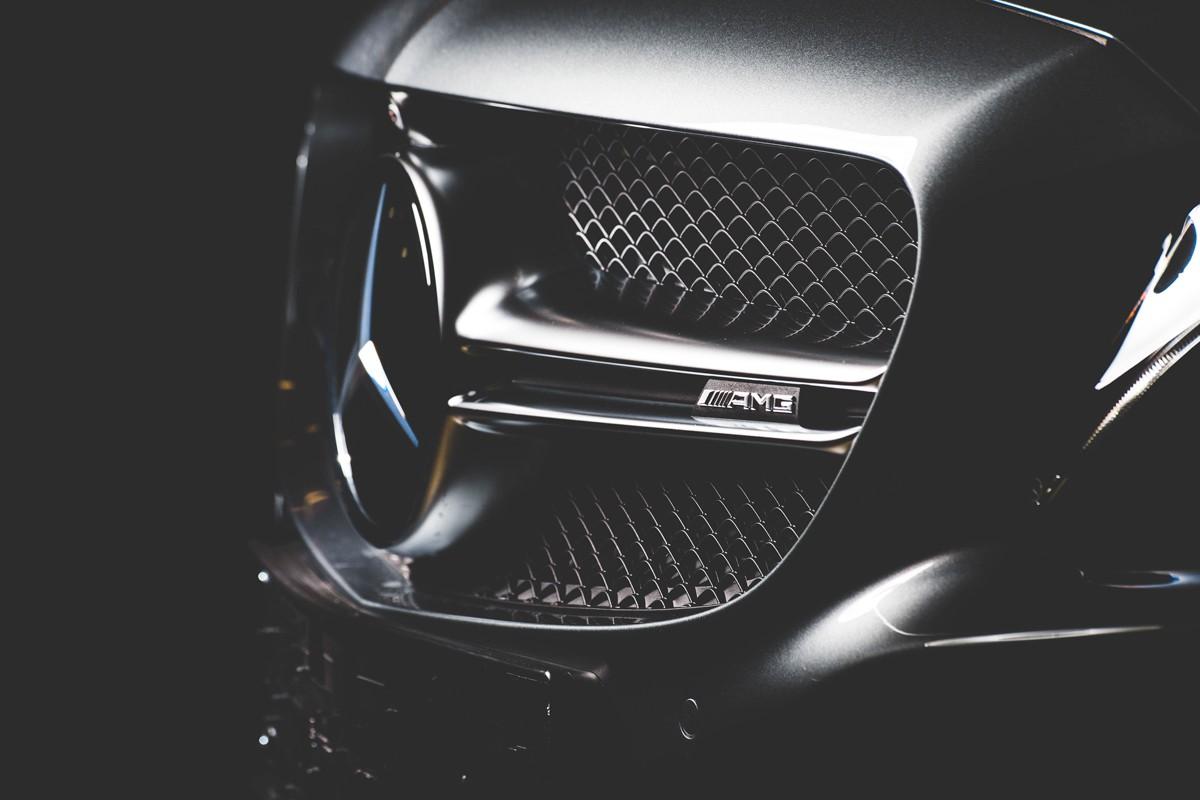 Mercedes-Benz C 63 AMG S Coupé